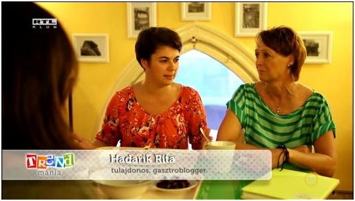 Blogger – az ínyenc reform konyha úttörője
