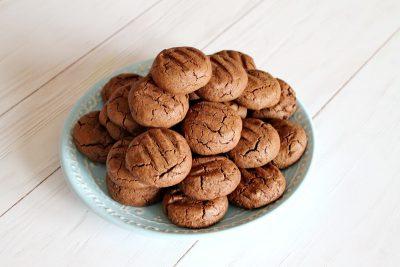 Gluténmentes csokis keksz videós recept