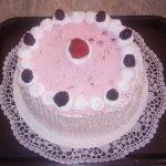 Málnahabos torta a Mentes Kuckóban, Szegeden