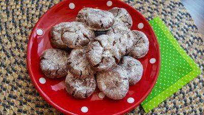 Tojás-, és gluténmentes csokis pöfeteg