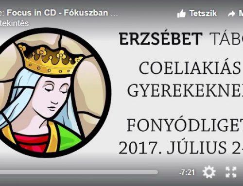 Tarolt a Hadarik Rita 10 perces gluténmentes fánk a 2017-es Erzsébet tábor cölis gyerekei között is