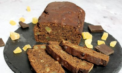 Csokoládés gluténmentes mézeskalács