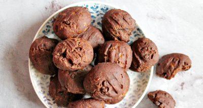 Tej-, tojás-, gluténmentes csokis keksz